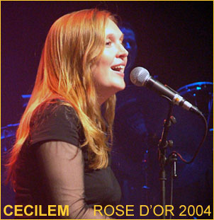 CECILEM - ROSE D'OR 2004